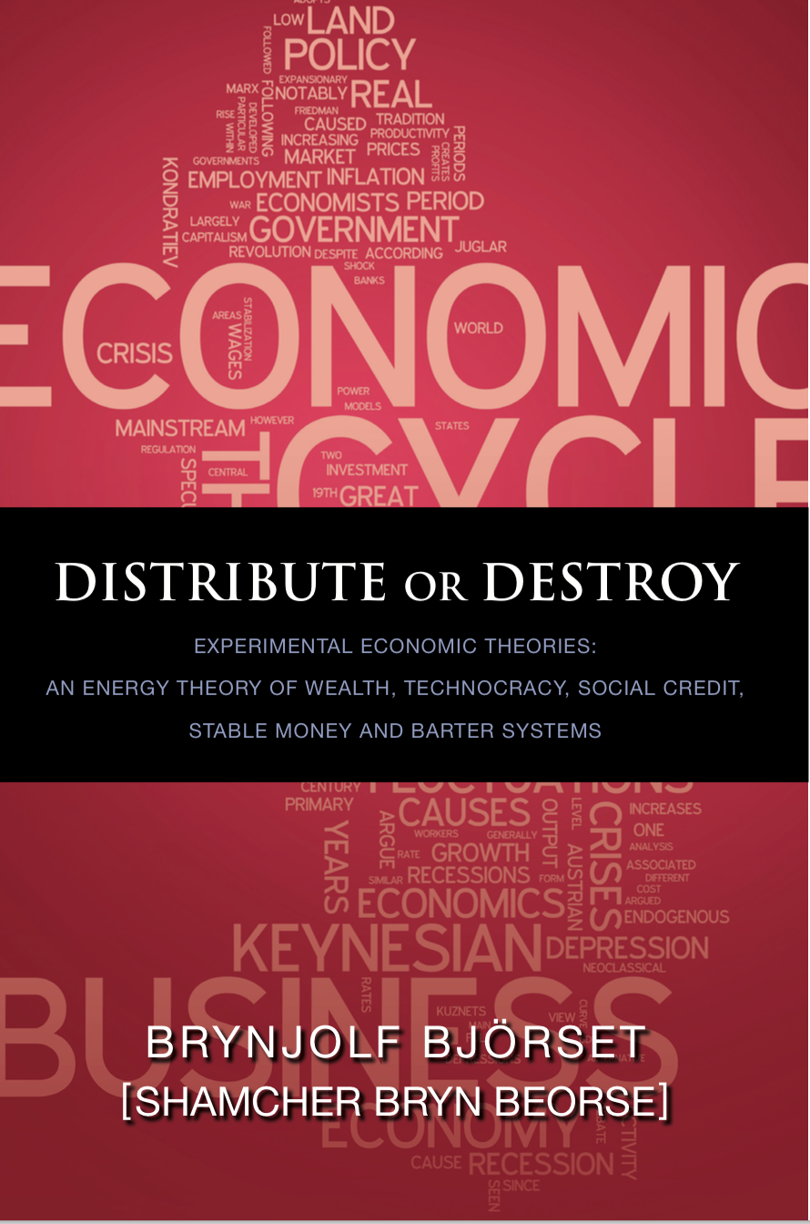 distribute or destroy