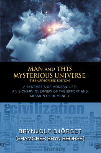 man and mysterious universe